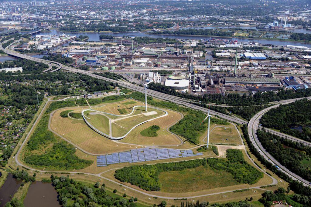 Energieberg Georgswerder, IBA Hamburg 2013