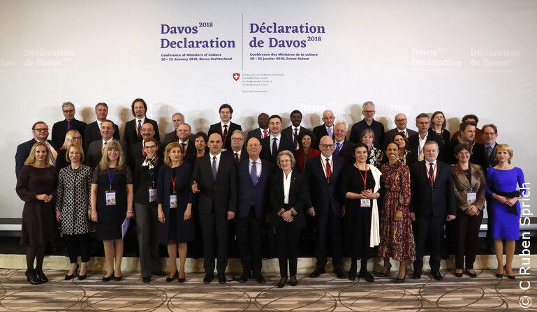 Davos Declaration of Baukultur 2018