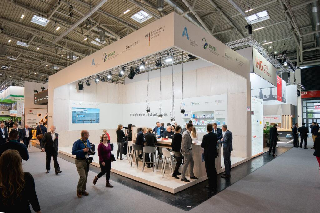 Bundesarchitektenkammer Expo Real 2019