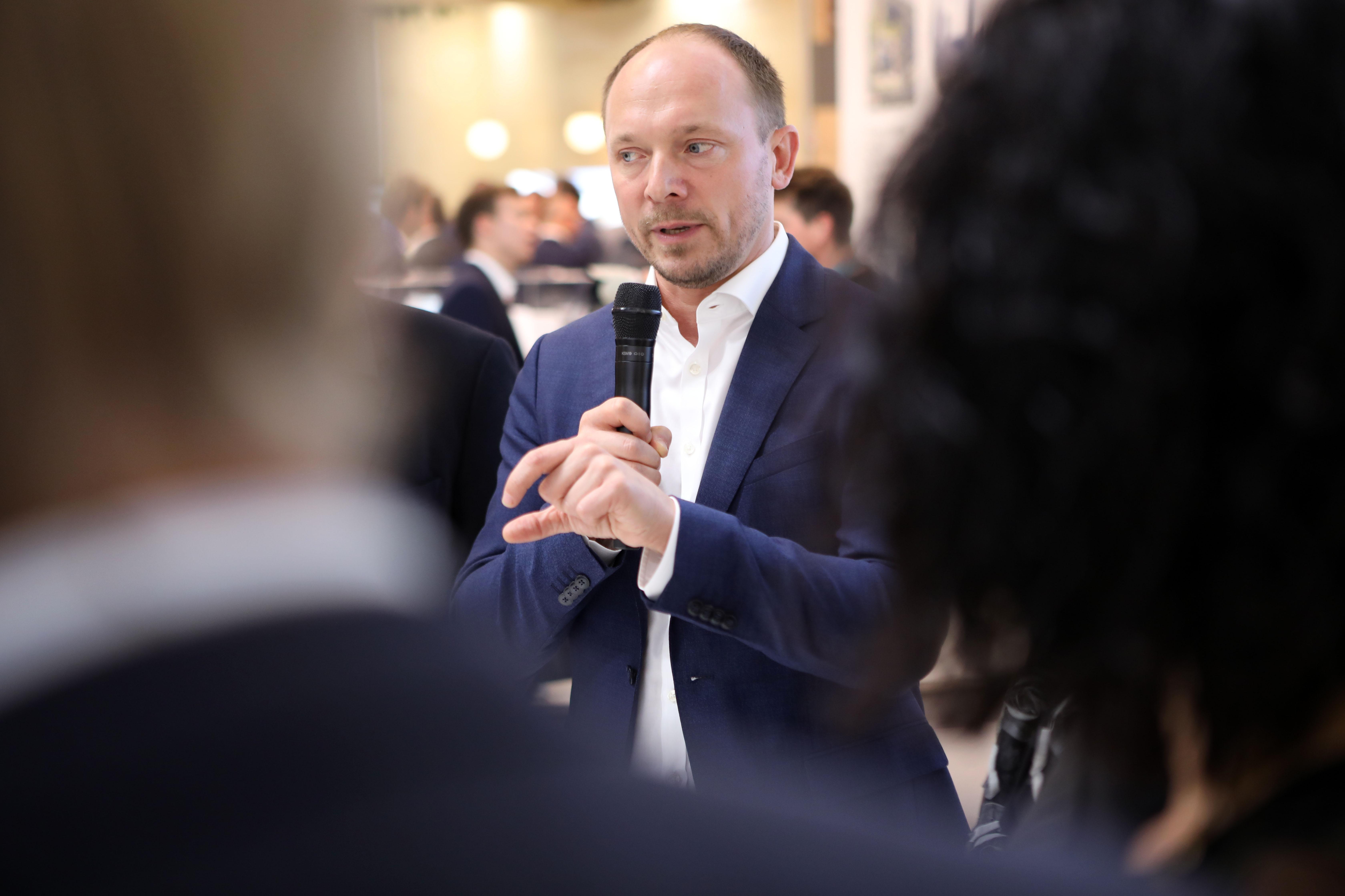 Bundesarchitektenkammer Expo Real 2019 ©Konstantin Gastmann