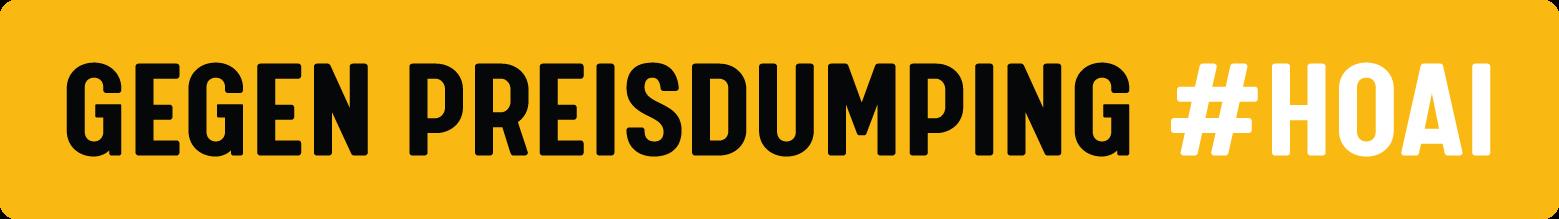 Gegen_Preisdumping_Balken_gelb