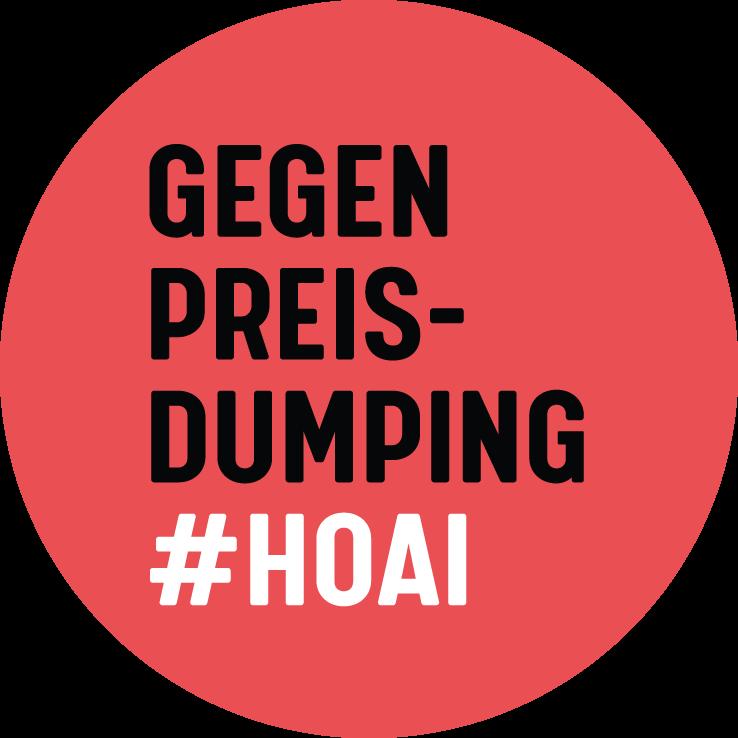 """""""Planung ist wertvoll"""" und """"Gegen Preisdumping"""""""