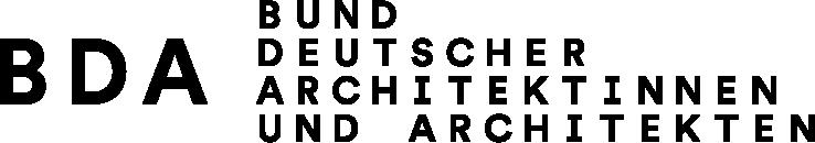 BDA Bund Deutscher Architektinnen und Architekten