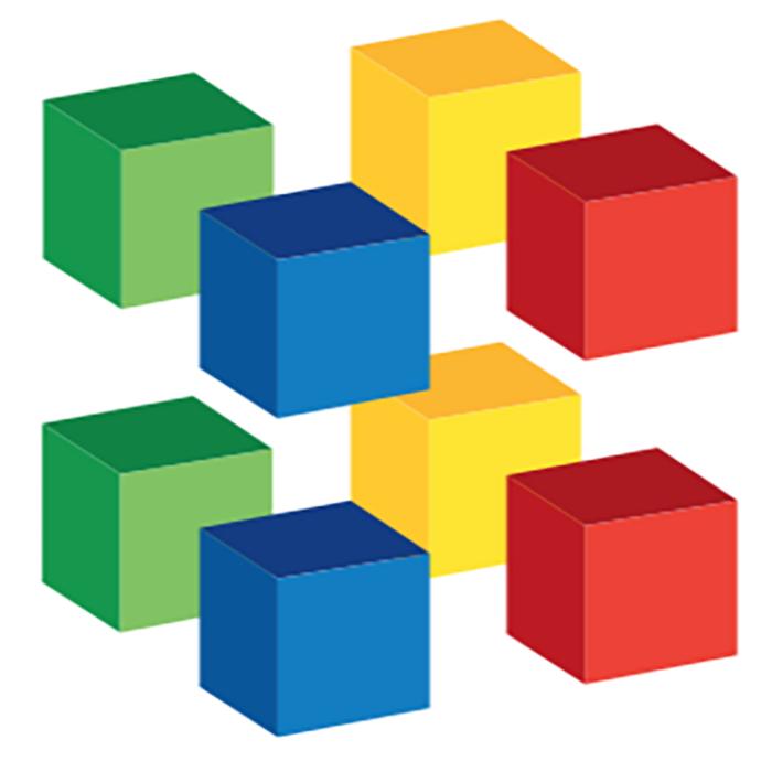 Logo: Golden Cubes Award