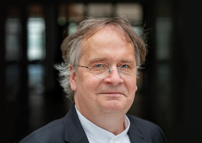 Martin Müller Vizepräsident der Bundesarchitektenkammer. Foto: Till Budde ©Till Budde