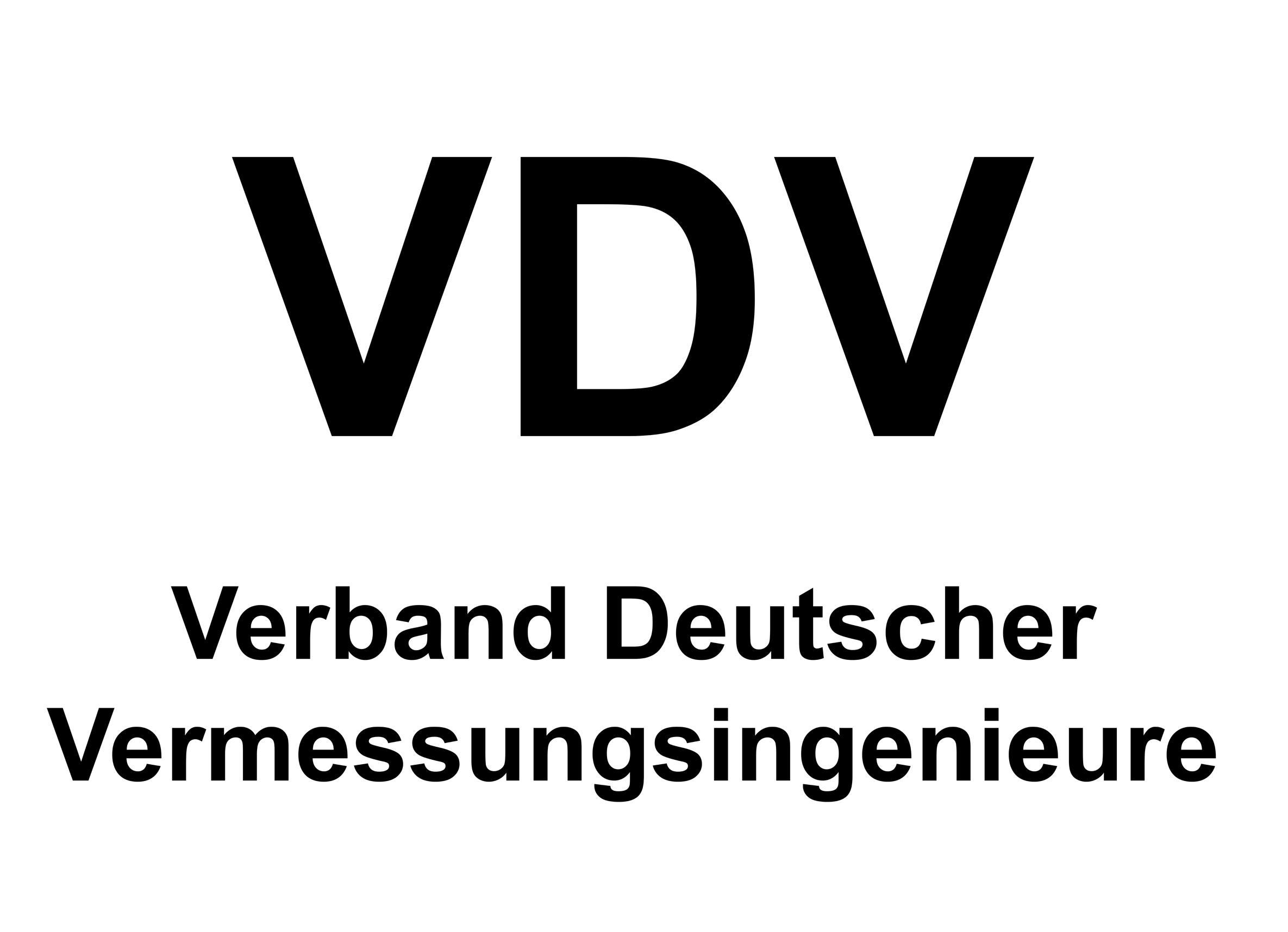 VDV Verband Deutscher Vermessungsingenieure