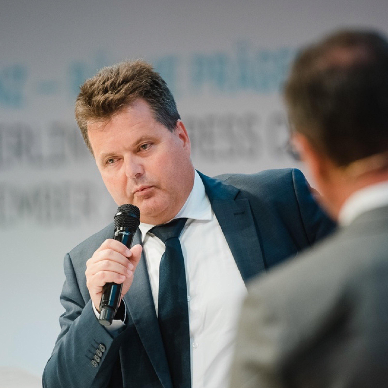 Gespräch mit Jürgen Dusel / Bundesbeauftragter für die Belange von Menschen mit Behinderungen
