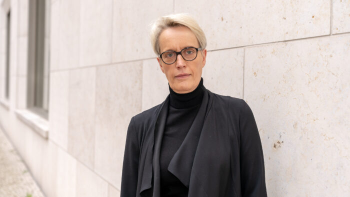 Portrait Staatssekretärin im BMI Anne Katrin Bohle