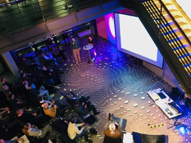 Foto der Veranstaltung Digital Monday 2020 in der AKNW