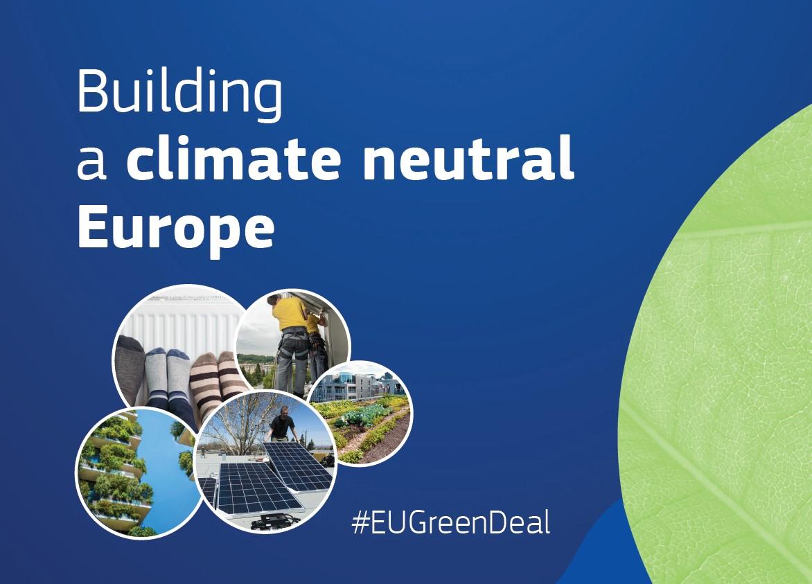Green Deal: Planen und Bauen – den Wandel gestalten